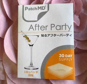 貼るサプリ「パッチMD」